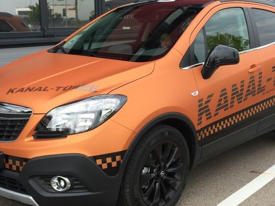 Werbemokka (Opel Mokka A)